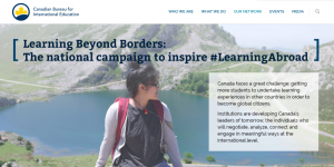 Canada: campaign launches to spur #LearningAbroad