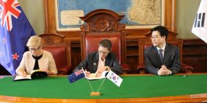 Qualifications deal to boost NZ-South Korea mobility