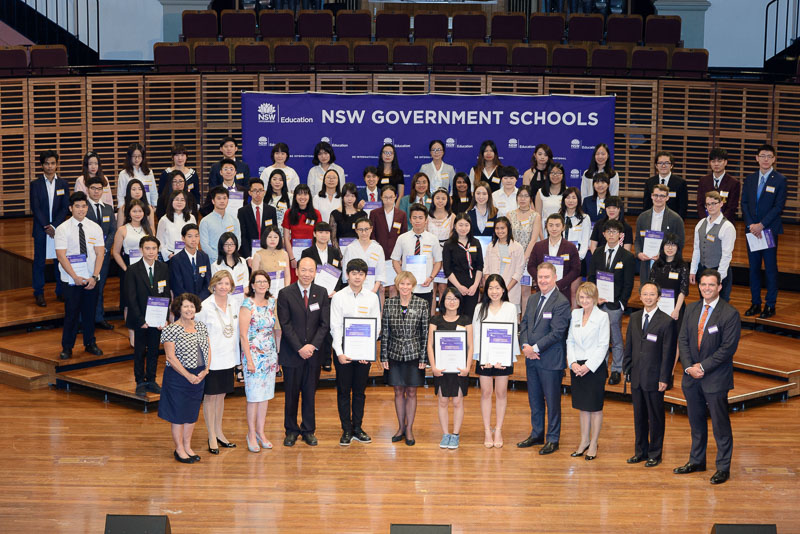 Gallery: NSW Department of Education International Student