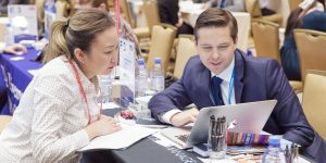 ICEF sees opportunity in central Asia