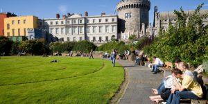 EU juniors drive double digit growth in Irish ELT