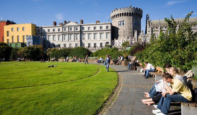 Ireland, ELT