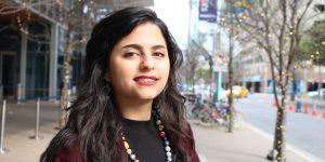 Sana Mustafa, Syrian refugee, US