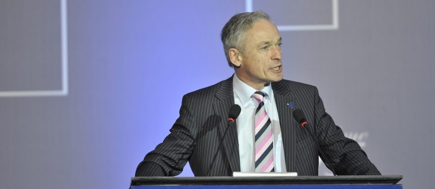 Education Minister Richard Bruton on Ireland's Qualifications and Quality Assurance (Amendment) Bill and International Education Mark