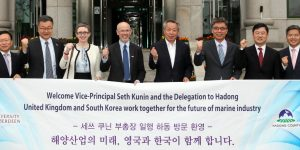 UK's first South Korea campus to open this year