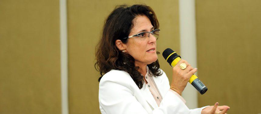 Belta president Maura Leão, Brazil