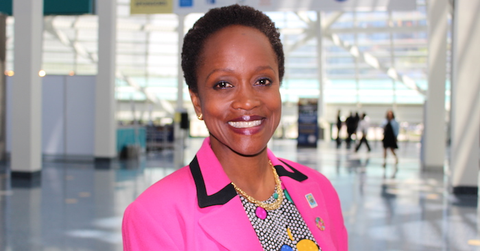 Esther Brimmer, CEO, NAFSA interview