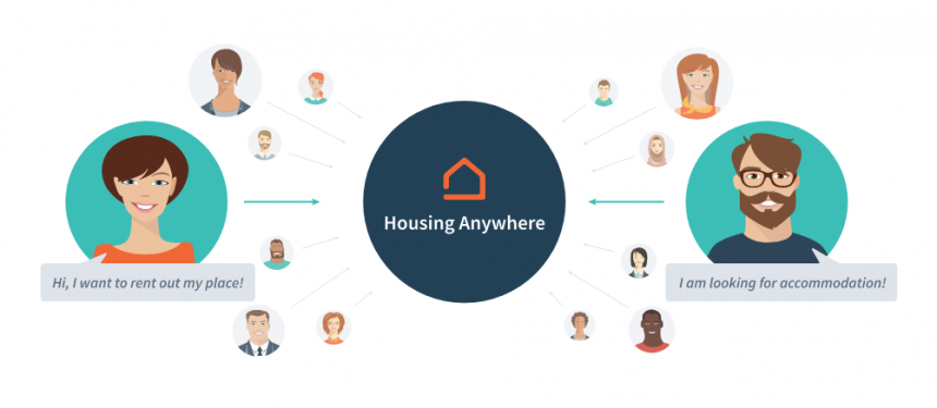 Housing Anywhere expansion