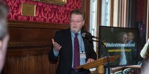 Renew lobbying efforts, says #WeAreInternational