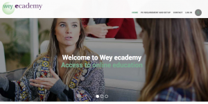 Wey Education to launch online language school