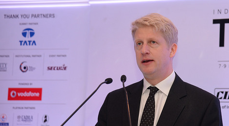 Jo Johnson, Ernest Rutherford Fund, research