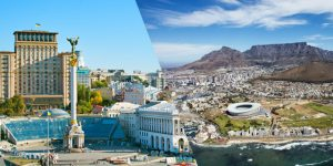 ICEF announces events in Ukraine and South Africa
