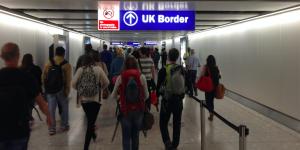 97% of international students leave UK after studies