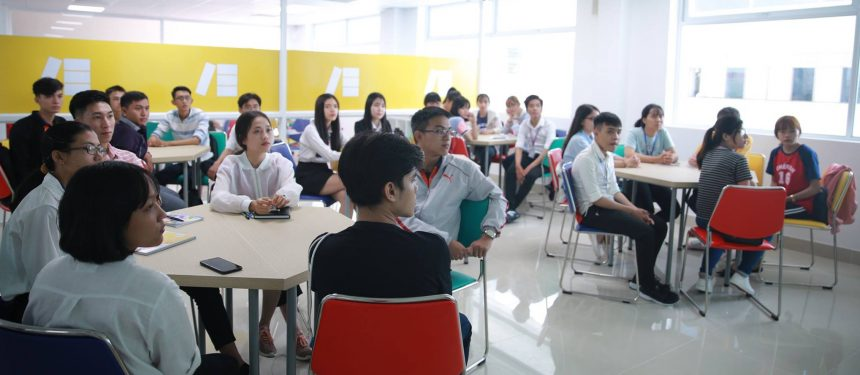 ELC has opened its campus at Hutech University this month.
