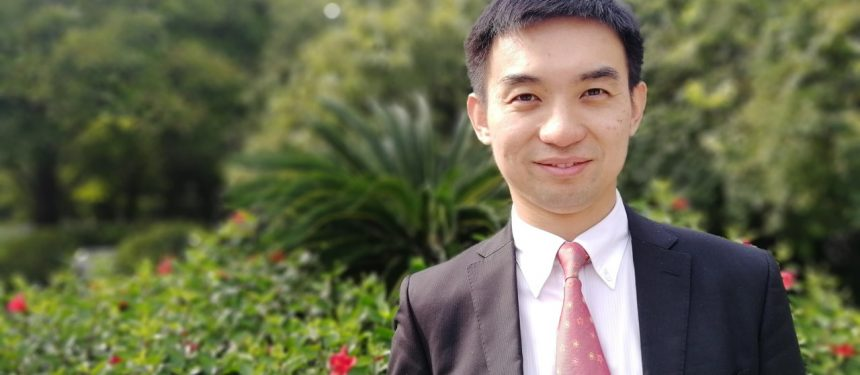 Shi Yi is VP of OriginSight, who are launching a mobile app to assist agents and institutions access the China market