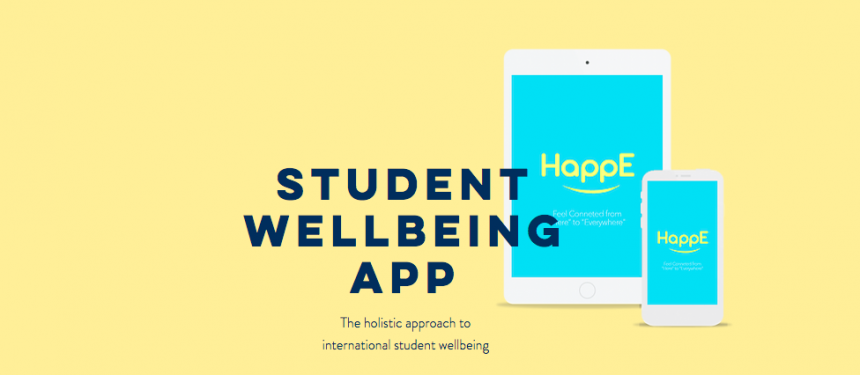 HappE, new international student welfare app, launches in