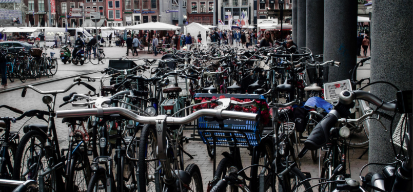 Groningen is one of the main university cities in the Netherlands reporting housing shortages.