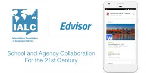 IALC signs partnership with Edvisor