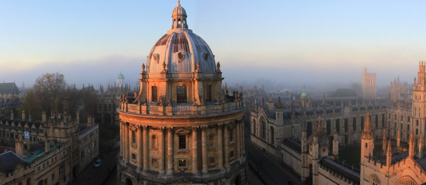 Oxford University was the only non-US university to make it into the global top ten.