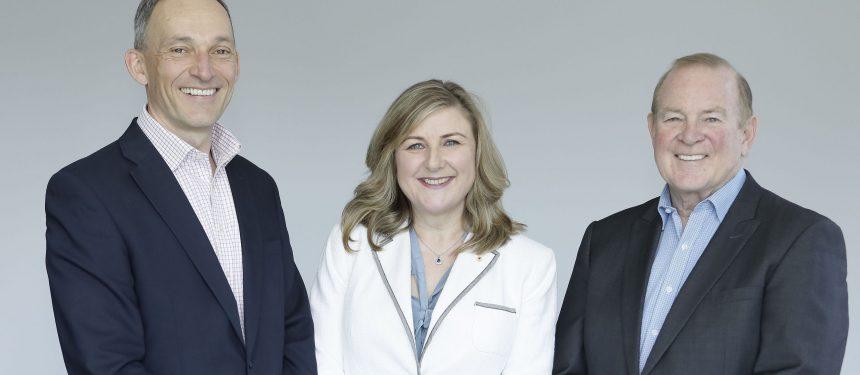 Rod Jones, David Buckingham, and Tracey Horton