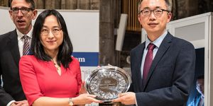 UK: Sheffield's link to China honoured at Horasis awards