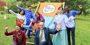 UK: Bournemouth regional festival celebrates int'l ed