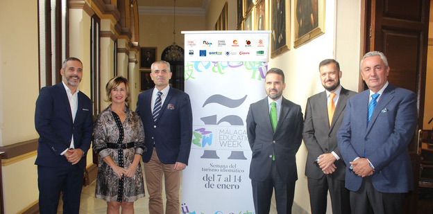 Malaga Education Week aims to focus the attention of the study abroad industry on Malagaas a first-class destination for thestudy of Spanish as a foreign language.Photo: pasedeprensa.es