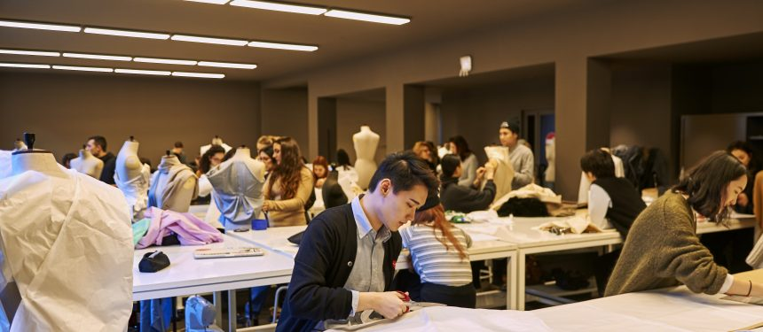 Fashion and creative industry qualifications are at the forefront of Galileo's offerings.