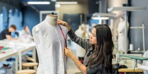 Fashion degrees sewing international seeds: A view from the runway