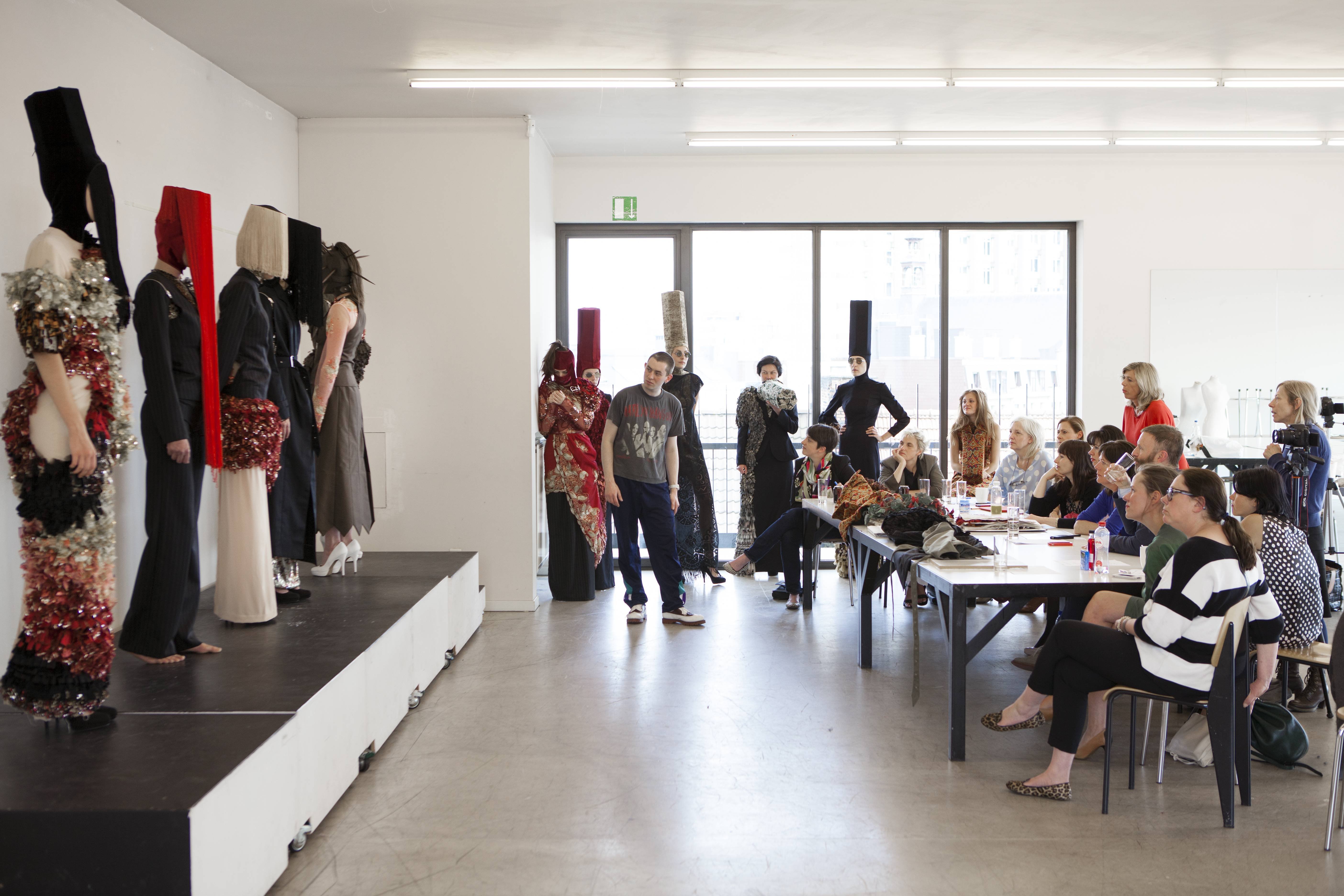 Fashion Degrees Sewing International Seeds A View From The Runway
