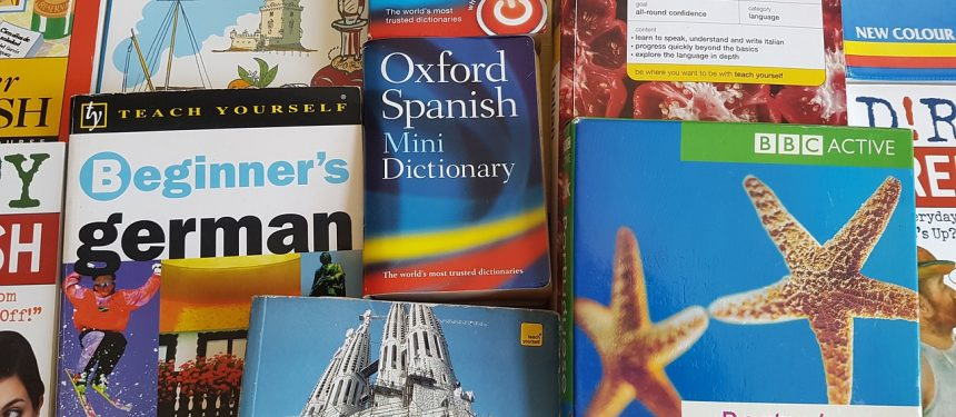 Spanish topped the list for Rosetta Stone UK language