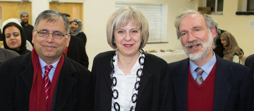 Theresa May has come under fire from her successor at the Home Office, Amber Rudd, among others.
