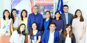 French Embassy launches scholarships for Filipino students and academics