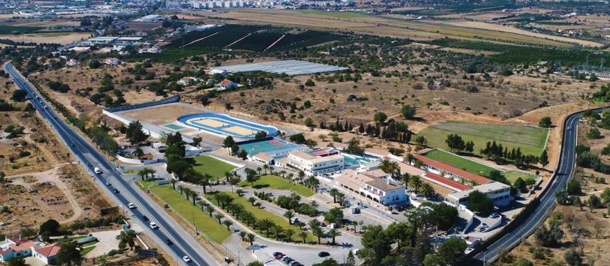 NISA's campus near Lagoa, Portugal. Photo: Nobel International School Algarve