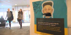 Students help tackle N. Korean regime with USBs