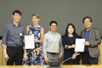 Hanyang U signs MoU to build ASEAN reach