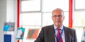 Steve Lewis, Director, European School Bergen, Netherlands