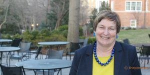 Joanna Regulska, Vice Provost of Global Affairs, UC Davis, US