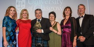 University of Glasgow wins int'l award