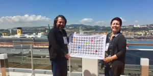 Fabio Boccio & Patrizia Pelliccioni, Founders, Crewative, Italy
