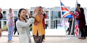 U of Nottingham Malaysia celebrated