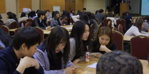 Half of int'l students don't feel 'global', according to a new survey
