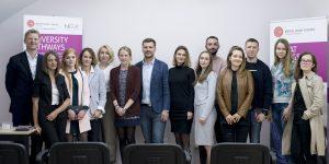 Kiev: NCUK & BSC launch foundation program