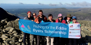 English UK Eddie Byers Scholarship applications open