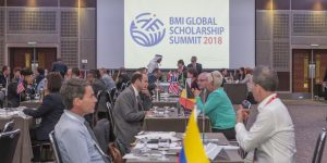 First Global Scholarship Summit held