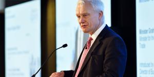 Graham Stuart, Minister for Investment, UK