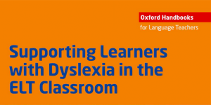 Book supporting dyslexic learners wins prize