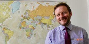 Colin Grant, VP (international), Queen Mary University of London