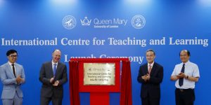 QMUL & NPU open int'l STEM research centre