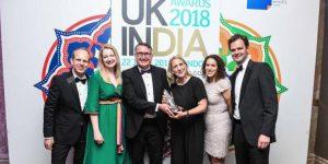 Sannam S4 scoops prize: UK-India awards